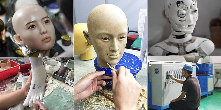 Sex Doll Manufacturing 2